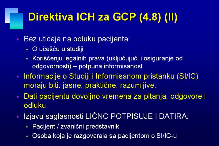 Dobra klinicka praksa, slajd22